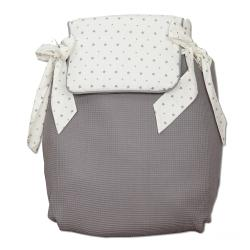 Colcha Bugaboo Little Star Gris